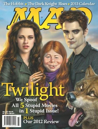 Australian Mad + Mad Classics Magazine and around the world