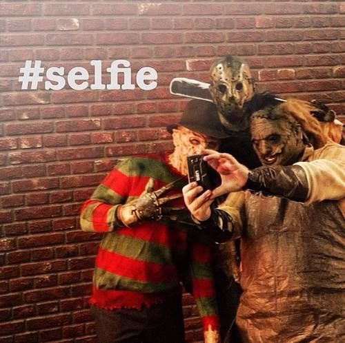 Freddy, Jason, Leatherface