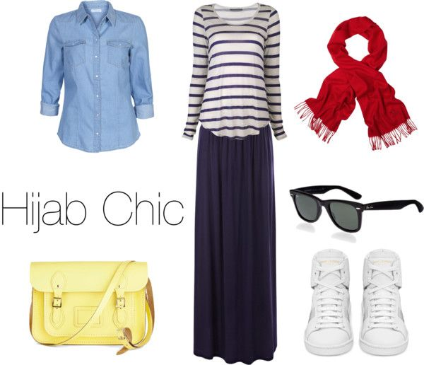 Spring/Summer 2013: Hijab Outfit