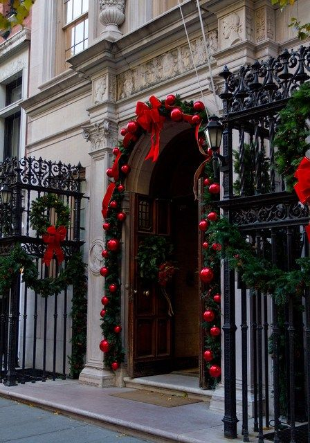decoracion-navidena-para-puerta9