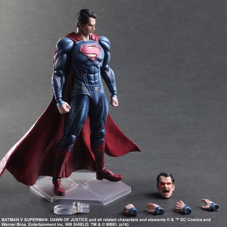 PLAY ARTS Marvel Superman Figure