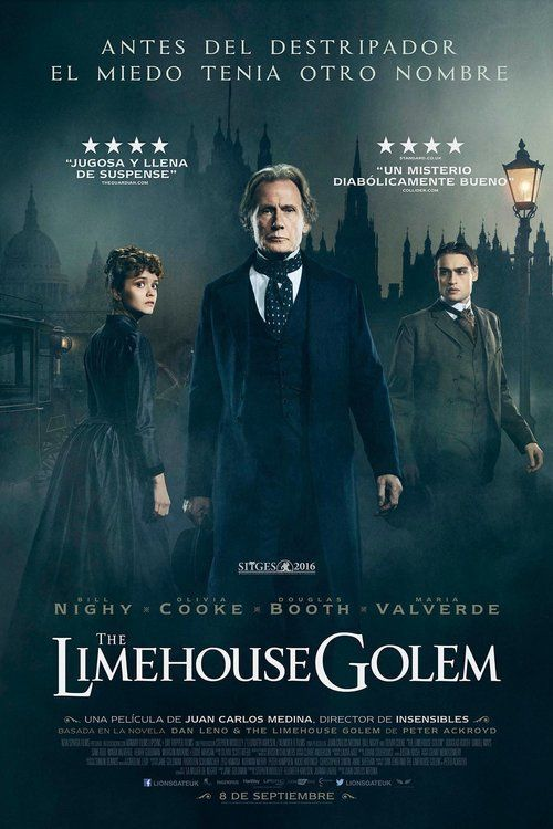 Watch The Limehouse Golem (2017) Full Movie Online Free