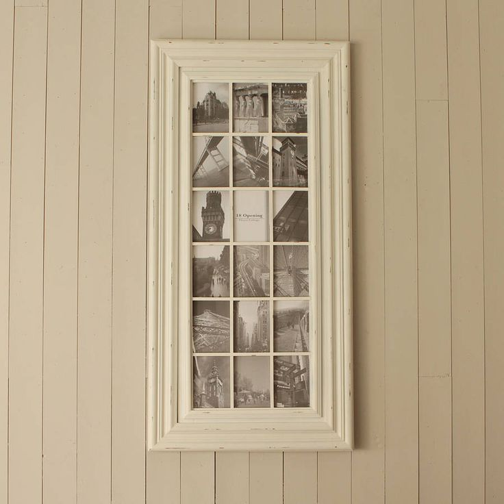 large cream multi frame