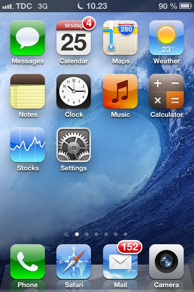 How to Manually Set-Up APN Internet Settings on iPhone 4
