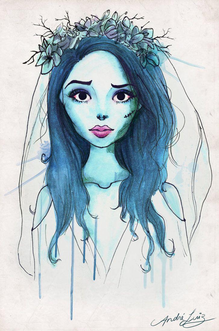 Corpse Bride by AndreLuizBarbosa