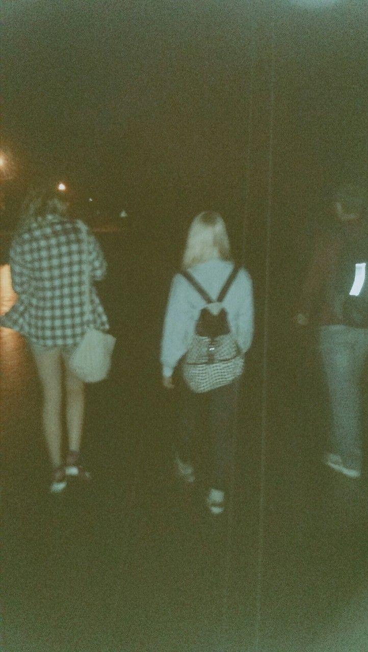 Sneaking out an walking the town so late at night with friends has honestly been my favorite thing in the world an I would never trade it
