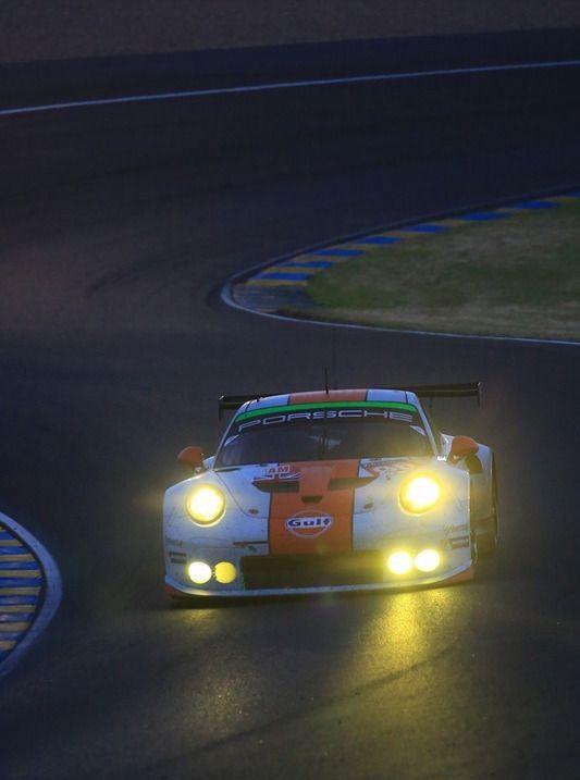 2016 Le-Mans Porsche 911