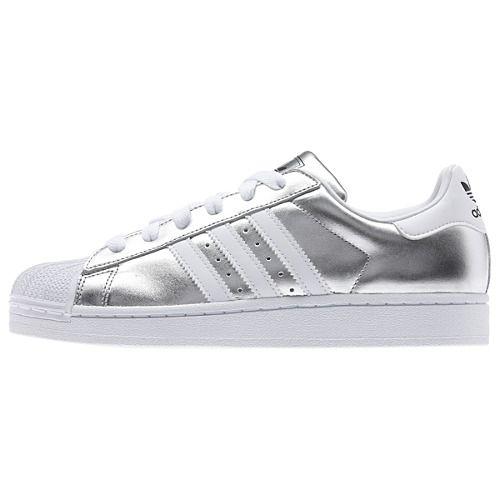 All Star Adidas Silver