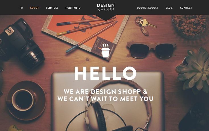 Excellent roundup of website designs based on the desktop view trend. Good quality examples and great way to see different interpretations of the trend.