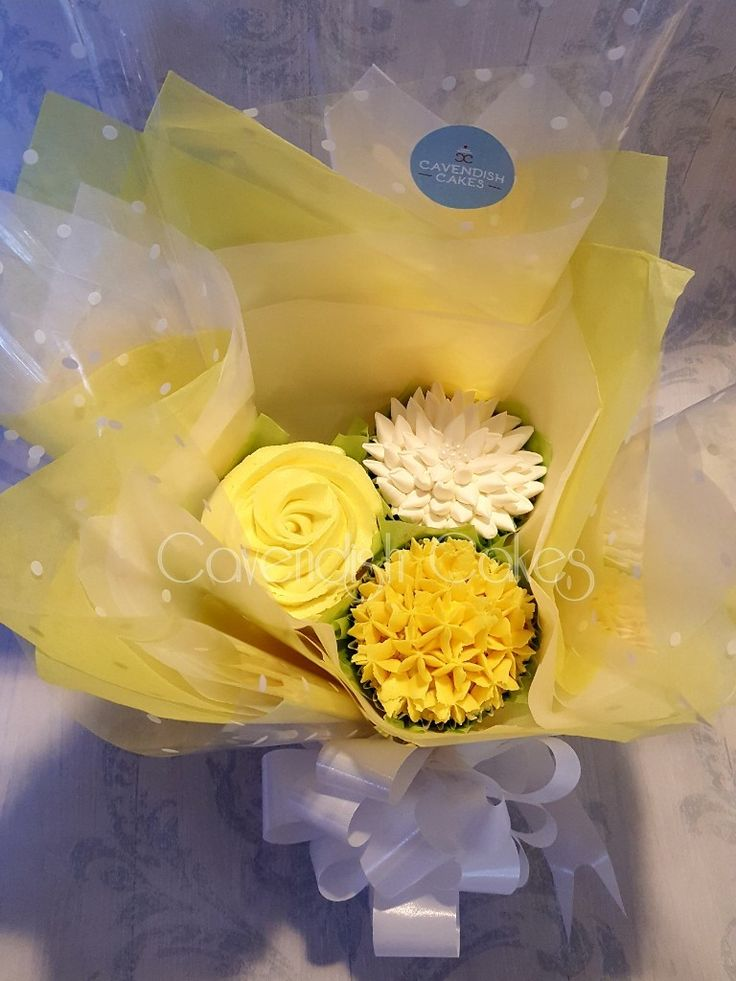 Mini Cupcake Bouquet #cavendishcakes #wirral