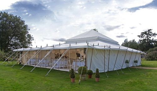 Beautiful Marquees - East Sussex | Marquees For Hire - Contraband International Ltd
