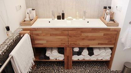 Meer ruimte in de badkamer