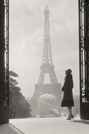 Paris: Picture, 1920, Eiffel Towers, Vintage, France, Places, Photo, Paris 1928, Top
