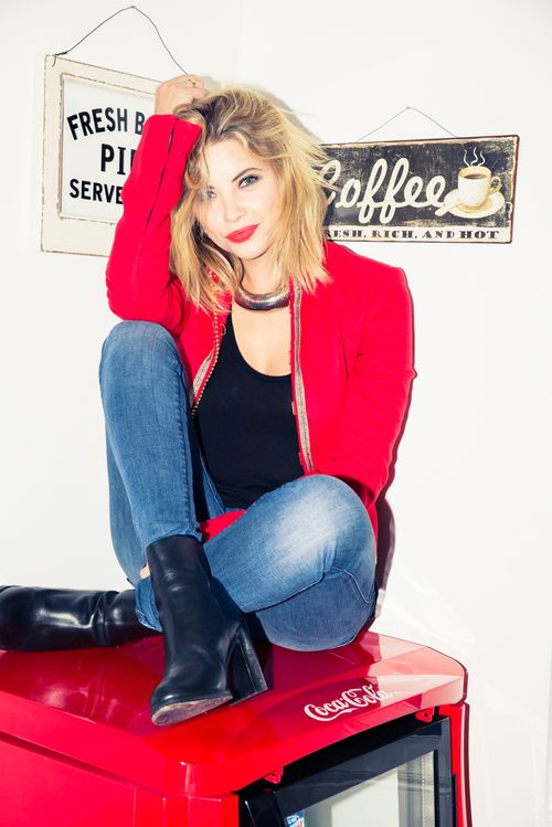 Ashley Benson for The Coveteur