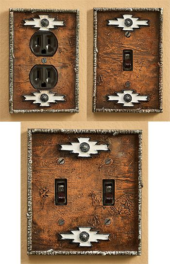 Southwestern Outlet Covers | Wild Wings