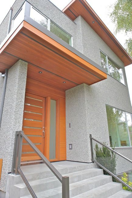 modern cedar house - Google Search