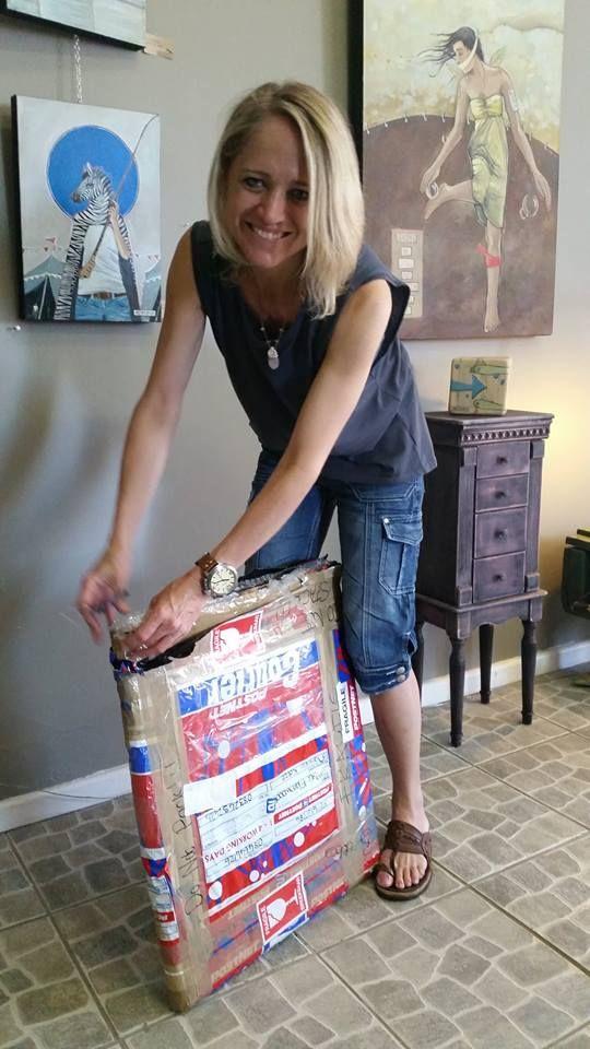 1-2-3 - Buy art -Wrap- Courier