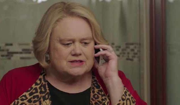 Louie Anderson on Baskets