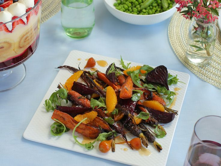 Think outside the box and add an exotic element to your Christmas feast. Whether you're far from home or simply looking to spice up your usual spread, try adding a zesty orange glaze to classic roast veggies – your tastebuds will thank you.