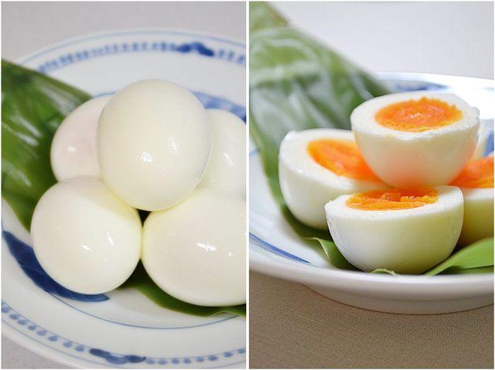 なあんだ、ゆで卵じゃない~~。って、言わないでね(笑) たかがゆで卵、されど、ゆで卵。 シンプルなものほど、難しいのです(爆) ゆで卵の何が、難...