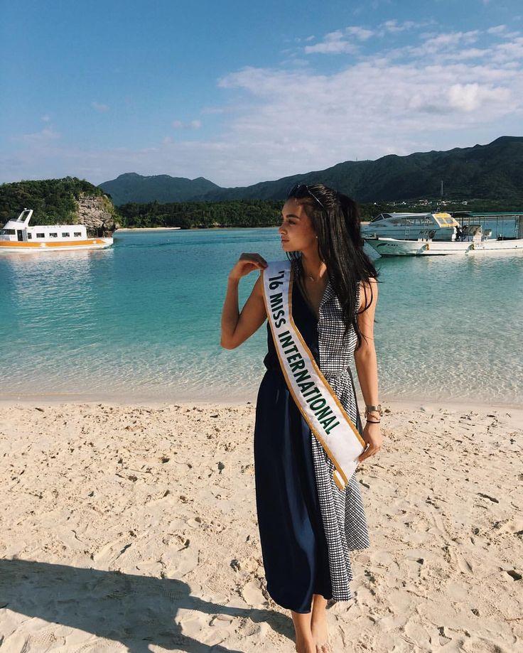 Miss International 2016 - Kylie Verzosa - Philippines