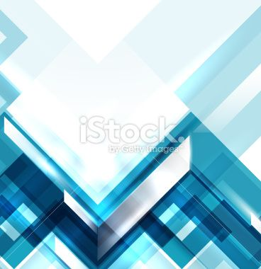 Shiny blue squares background Royalty Free Stock Vector Art Illustration