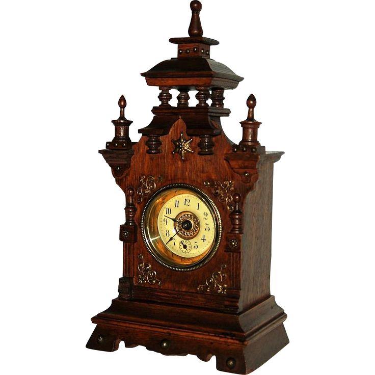 25+ best ideas about Small mantel clocks on Pinterest ...