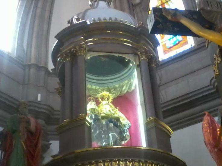 Virgen del Pueblito....