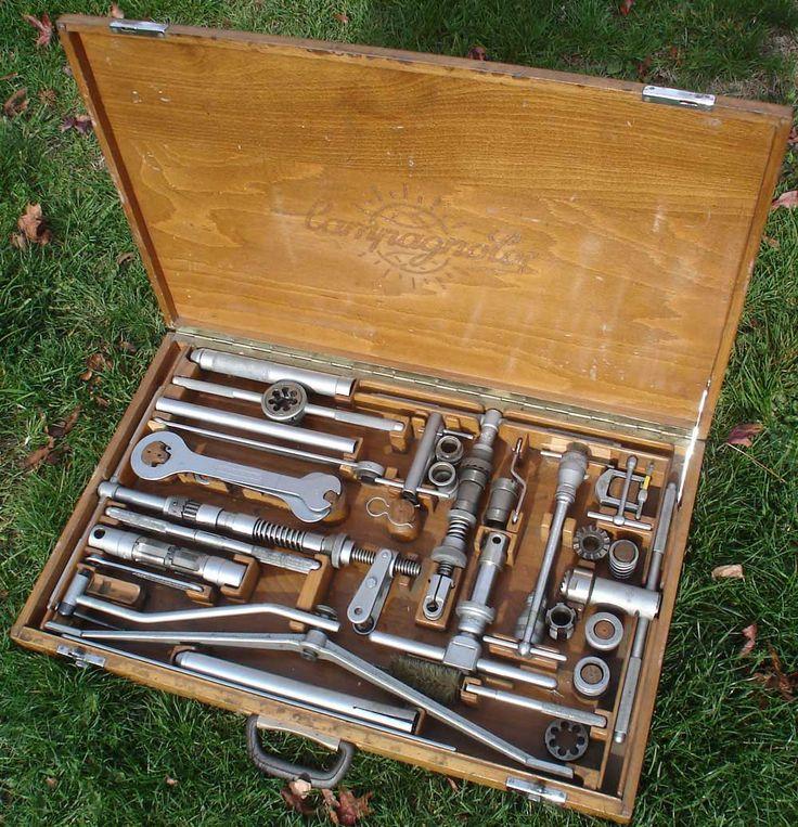 Campagnolo toolbox