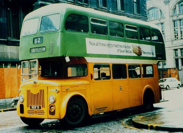 We also had the Corporation Buses
