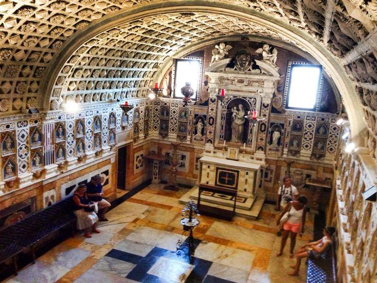 Duomo di Cagliari: il fascino di un luogo (il santuario dei Martiri scavato sotto la chiesa) - Marcello Polastri