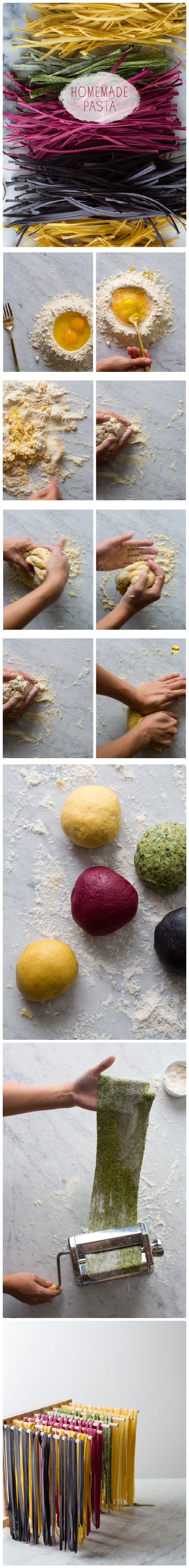 Best 25+ Homemade pasta ideas on Pinterest | Fresh pasta, Homemade ...