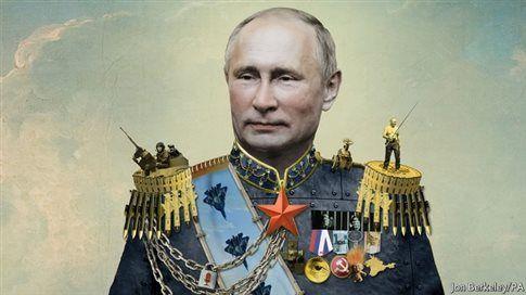 Economist: Πούτιν, ένας τσάρος γεννιέται