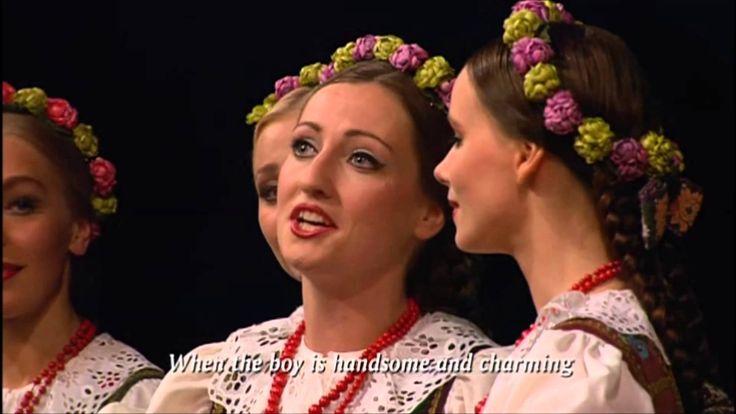 "Mazowsze ""Dwa serduszka"" (The Little Hearts)"
