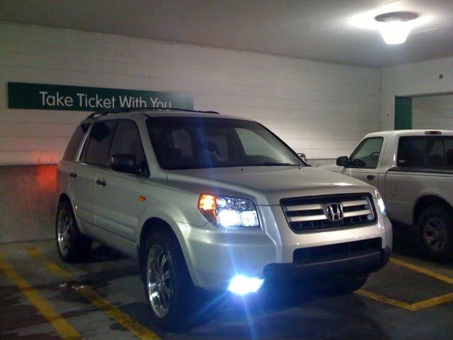 honda pilot 2006 touch up paint