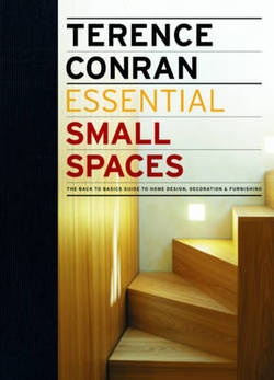 how to live in small spaces terence conran
