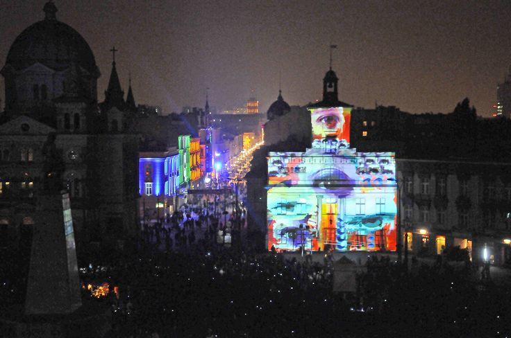Łódź, Freedom Square, 2013