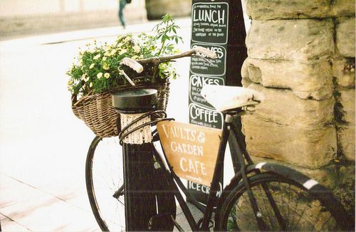 Vaults & garden cafe