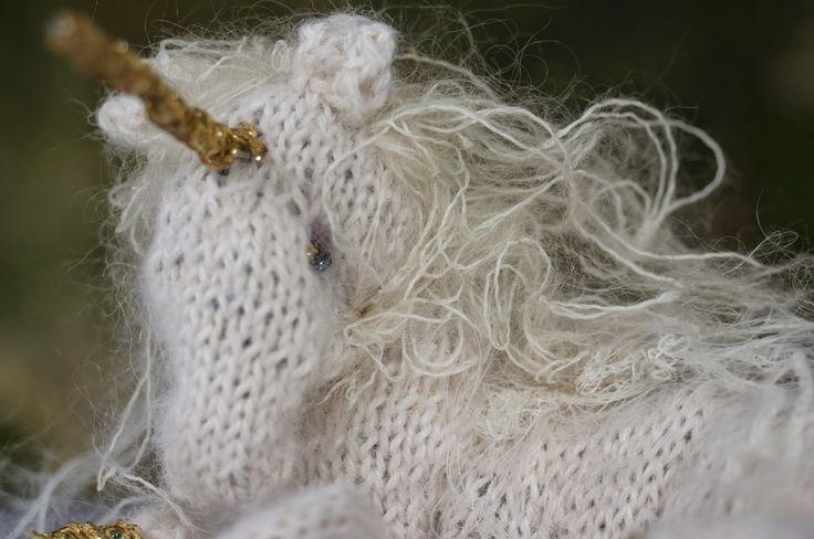Delit Mail: Tricote ton Trésor : Lascive Licorne