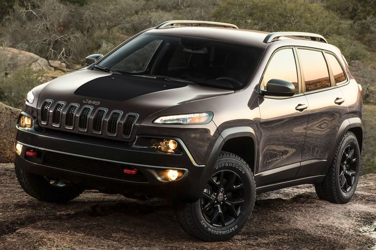 2015 Jeep Cherokee Trailhawk 4dr SUV 4WD (2.4L 4cyl 9A) - Price, Specs, Photos