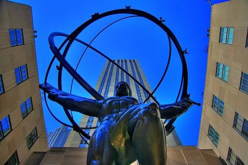 HDR_2008_0229_131841(1) Statue of Atlas outside Rockefeller Centre, New York City