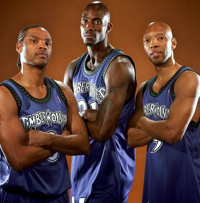miss the days when the t-wolves consisted of latrell sprewell, kevin garnet, & sam cassell .. also fred hoiberg and wally szczerbiak @Nicole Haffield