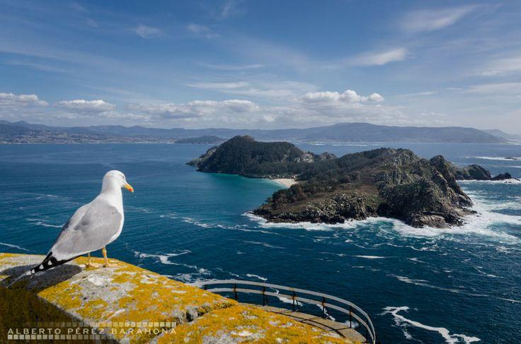 Islas Cies - Galicia by Alberto Pérez Barahona on 500px