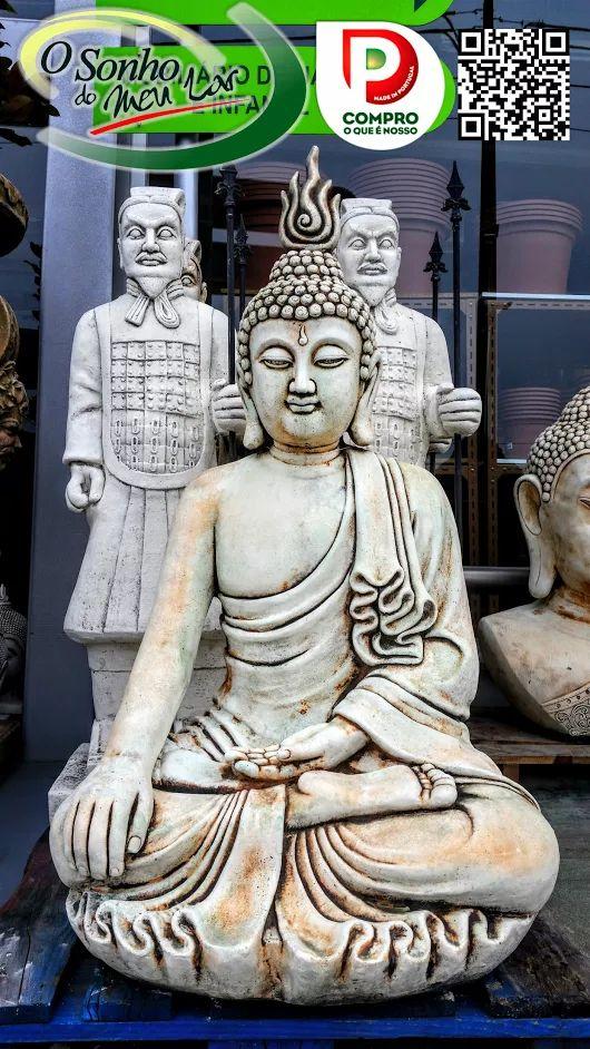Buda Novo Grande (cimento)