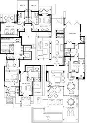 planos de casas residenciales modernas