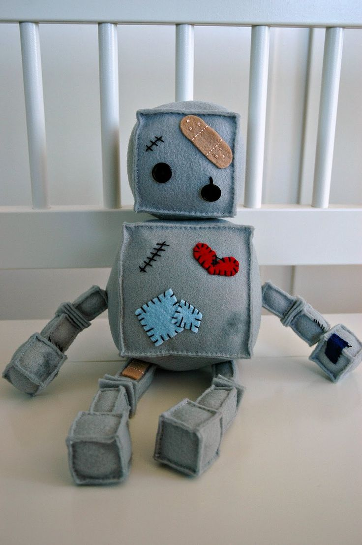julies blog: Robot Family