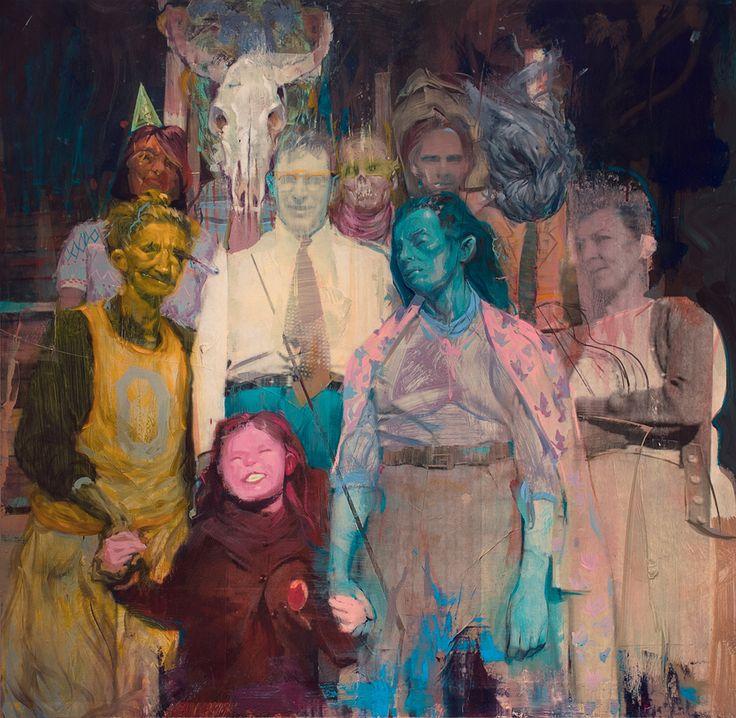 Richmond, VA artist Alex Beck  #VirginiaArt