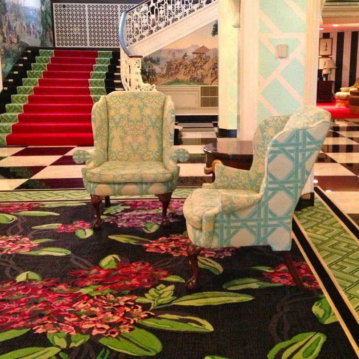 Hollywood Regency Interior Design: 167 Best Dorothy Draper Interior Design Images On