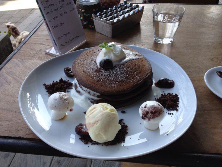 Blackberry Pancakes -delicious!