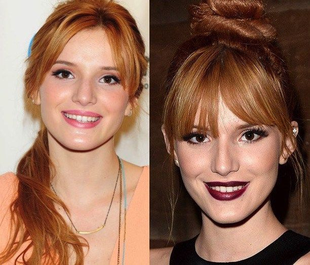 trucco da giorno e da sera: Bella Thorne (ClioMakeUp) #makeup